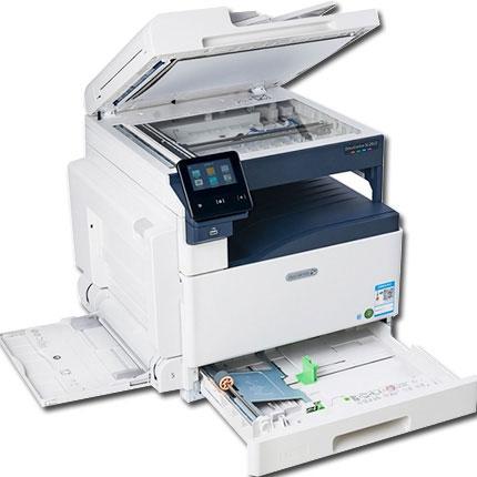 富士施乐SC2022CPS_DA复印机A3A4彩色激光网络打印扫描复合机(打印/复印/网络扫描)